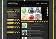 Знакомьтесь: «Auto Portal»! Тема для Wordpress. Не каждому по плечу изготовить поистине профессиональный портал, в котором все содержимое будет качественно продемонстрировано и рационально структурировано