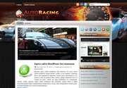К вашему вниманию: прекрасная тема для Wordpress «AutoRacing»! Динамика, хорошая управляемость, скорость, плавность линий... Качественный сайт, аналогично дорогому автомобилю, должен обладать этими характеристиками