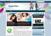 Встречайте: современная тема для Wordpress «FashionPlus»! На этом бесплатном шаблоне, при помощи WordPress, вы сможете создать профессиональный качественный торговый сайт