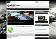Предлагаем вашему вниманию: отличная тема для Wordpress «SuvGames»! Яркий дизайн сайта будет привлекать посетителей, а юзабельный интерфейс поможет им легко сориентироваться среди предложенной информации
